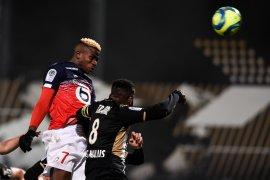 Lille kalahkan Angers untuk naikkan asa Liga Champions