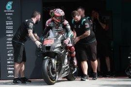 Komentar Quartararo terhadap performa motor Yamaha M1 2020