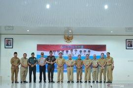 Pemkab Bangka Selatan perkuat koordinasi Pemprov jalankan program strategis
