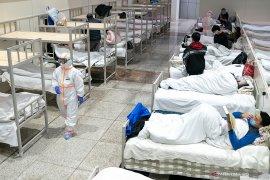 Hingga Selasa sudah terdapat 1.064 kematian di Hubei terkait virus corona