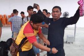 Polres Tanjung Balai tahan puluhan TKI Ilegal dari Malaysia, dua bawa sabu-sabu