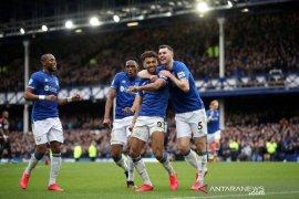 Liga Inggris, Everton petik poin sempurna saat lawan Crystal Palace