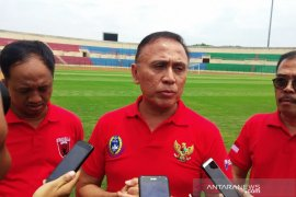Ketua PSSI tinjau calon venue pendukung Piala Dunia U-20 di Yogyakarta