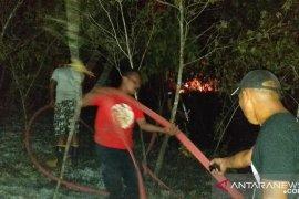 Cuaca panas akibatkan Karhutla di Pulau Ambon