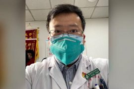 China investigasi kematian dokter pengungkap wabah virus corona