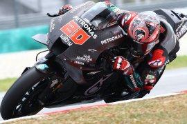 MotoGP Sepang, Fabio Quartararo tercepat sepanjang tiga hari tes pramusim