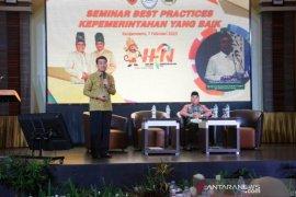 Bupati Klungkung jadi pembicara seminar Hari Pers Nasional 2020 di Kalsel