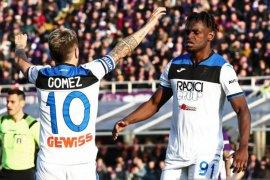 Atalanta di zona Liga Champions setelah pecundangi Fiorentina