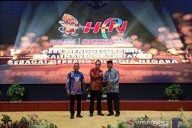 HPN sukses dan selamat buat Kalimantan Selatan