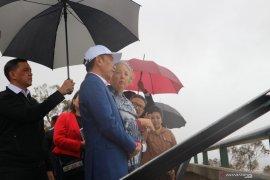 Presiden Jokowi pelajari tata kota Canberra untuk ibu kota baru Indonesia