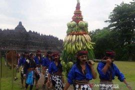 Ruwat Rawat Borobudur suatu penghargaan situs warisan budaya dunia