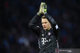 Neuer berniat bertahan di Bayern  Munchen
