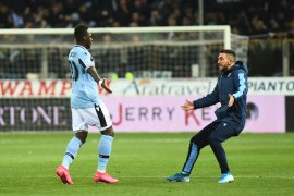 Liga Italia, Lazio dekati puncak klasemen Serie A setelah hantam Parma 1-0