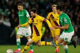 Barcelona gebuk Betis 3-2 berkat tiga assist Messi