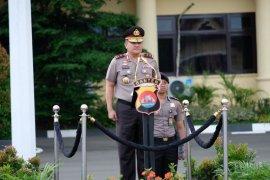 Polda Banten berhentikan delapan anggota Polri
