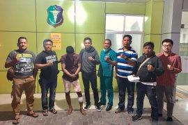 Polisi tembak residivis spesialis pencuri motor di Medan