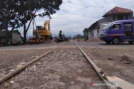 Pembangunan reaktivasi kereta api di Garut sudah 95 persen