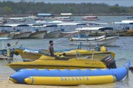 Wisata water sport Tanjung Benoa sepi wisatawan
