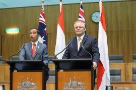 Presiden ibaratkan kemitraan Indonesia-Australia sebagai the Avengers