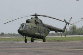 Serpihan helikopter Mil Mi-17 ditemukan di Pegunungan Kowr Papua