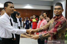 Pemprov Bangka Belitung angkat 257 CPNS jadi PNS