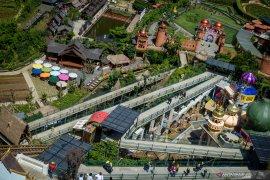 Sejumlah objek wisata Lembang ditutup cegah COVID-19