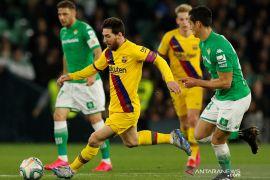 Messi rancang tiga gol saat Barcelona gebuk Betis 3-2