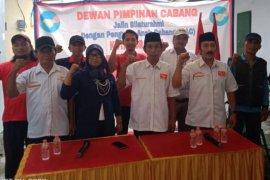 Partai Garuda deklarasi dukung Fandi Utomo maju Pilkada Surabaya