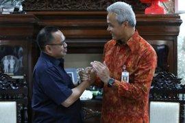 Ganjar setuju pelaku perundungan ikut pendidikan militer
