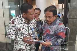 Bertemu Menteri ATR/BPN, Bupati Rocky bahas HGU bermasalah