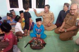 Wali Kota Serang tinjau madrasah diniyah yang belum miliki tempat belajar