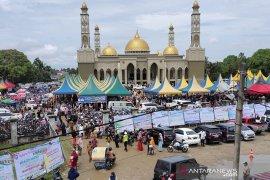 Bupati Akmal: Masjid Agung bukan milik sekelompok orang