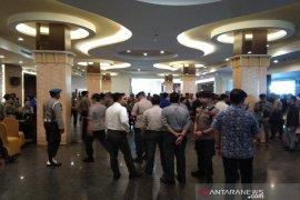 Pascaricuh, polisi tingkatkan keamanan di depan ruang sidang kongres PAN