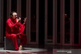 Monolog Teater Topeng