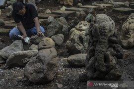 Penemuan patung kuno Ganesha