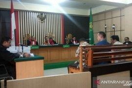 Mantan dewan dituntut lima tahun kasus suap APBD Jambi