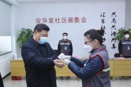 Laporan kematian wabah virus corona di Hubei kembali bertambah