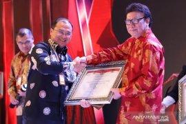 Gubernur Babel  terima penghargaan SAKIP 2019 dari Menpan RB
