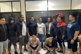 Bobol ATM, dua WN Bulgaria ditangkap polisi di Kuta Bali
