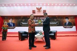 Unsyiah Banda Aceh bedah Buku Mustafa Abubakar