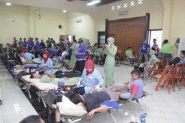 HPN 2020, PWI Jatim gelar donor darah
