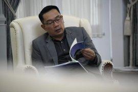 Terkait survei Indo Barometer, Ridwan Kamil tegaskan fokus bekerja sebagai Gubernur Jabar