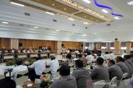 Gubernur Sumut ingatkan perusahaan agar antisipasi kebakaran lahan