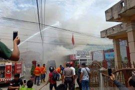 Rutan Kabanjahe Sumut ricuh, Polisi : Tak ada korban jiwa