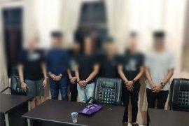 Polda Sumut amankan tujuh oknum polisi dari tempat hiburan malam