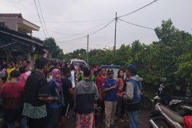 Satu korban tenggelam di Sungai Pucang Sidoarjo ditemukan meninggal