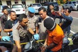 Tiga pelaku pencuri sepeda motor dibekuk Polres Majalengka