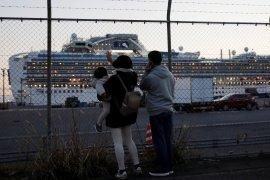 70 orang lagi di kapal pesiar di Jepang tertular virus corona