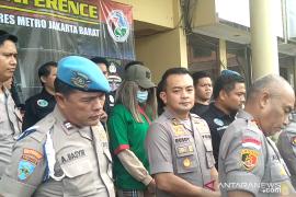 Polisi telah menetapkan sel tahanan untuk Lucinta Luna