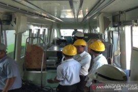 Dedie A Rachim ke PT INKA bicara pembangunan trem